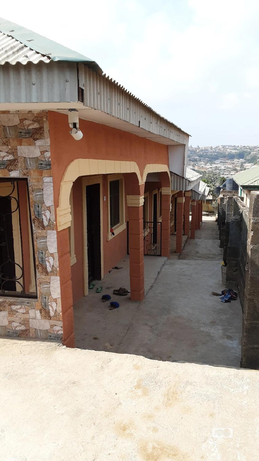 9 Self Contains Room And A Shop At Osere Oke Lambe Matogun | Commercial Property For Sale for sale in Ifo, Ogun State, Nigeria