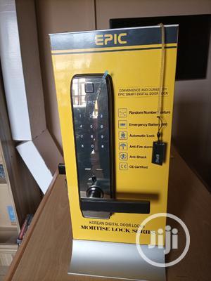 Epic Digital Door Lock Es-F9000k | Doors for sale in Abuja (FCT) State, Apo District
