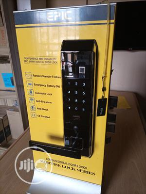 Epic Digital Lock Ef-8000l | Doors for sale in Abuja (FCT) State, Apo District