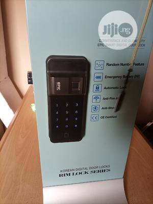 Epic Es-F300d Digital Door Lock | Doors for sale in Abuja (FCT) State, Apo District
