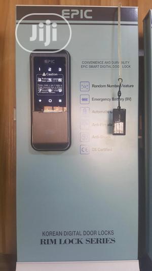 Epic Digital Door Lock TRIPLEX | Doors for sale in Abuja (FCT) State, Apo District