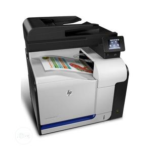HP Color Laserjet Pro 500 MFP M570dw Printer   Printers & Scanners for sale in Lagos State, Ikeja