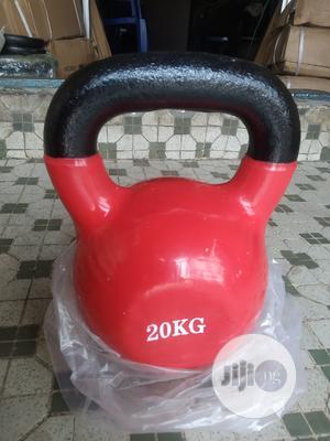 20kg Kettlebell | Sports Equipment for sale in Lagos State, Shomolu