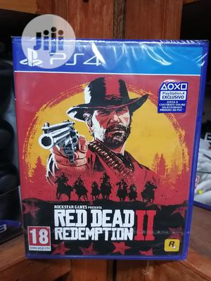 Red Dead Redemption 2 (PS4) | Video Games for sale in Lagos State, Lagos Island (Eko)