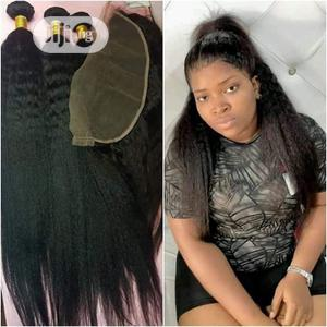 Kinky Straight Wigs   Hair Beauty for sale in Lagos State, Agboyi/Ketu