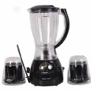 Master Chef 300W 1.5L Blender With 2 Mill (MC-B145)   Kitchen Appliances for sale in Lagos State, Ojodu