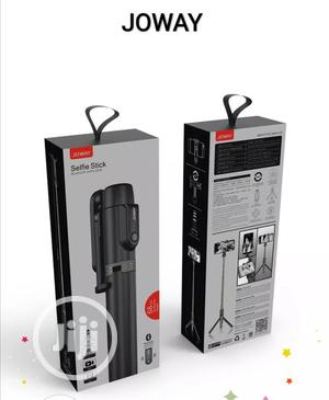 Joway Bluetooth Tripod Selfie Stick   Accessories for Mobile Phones & Tablets for sale in Lagos State, Ikeja