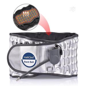 2 In 1 Heat Massage Decompression Back Belt   Massagers for sale in Lagos State, Surulere