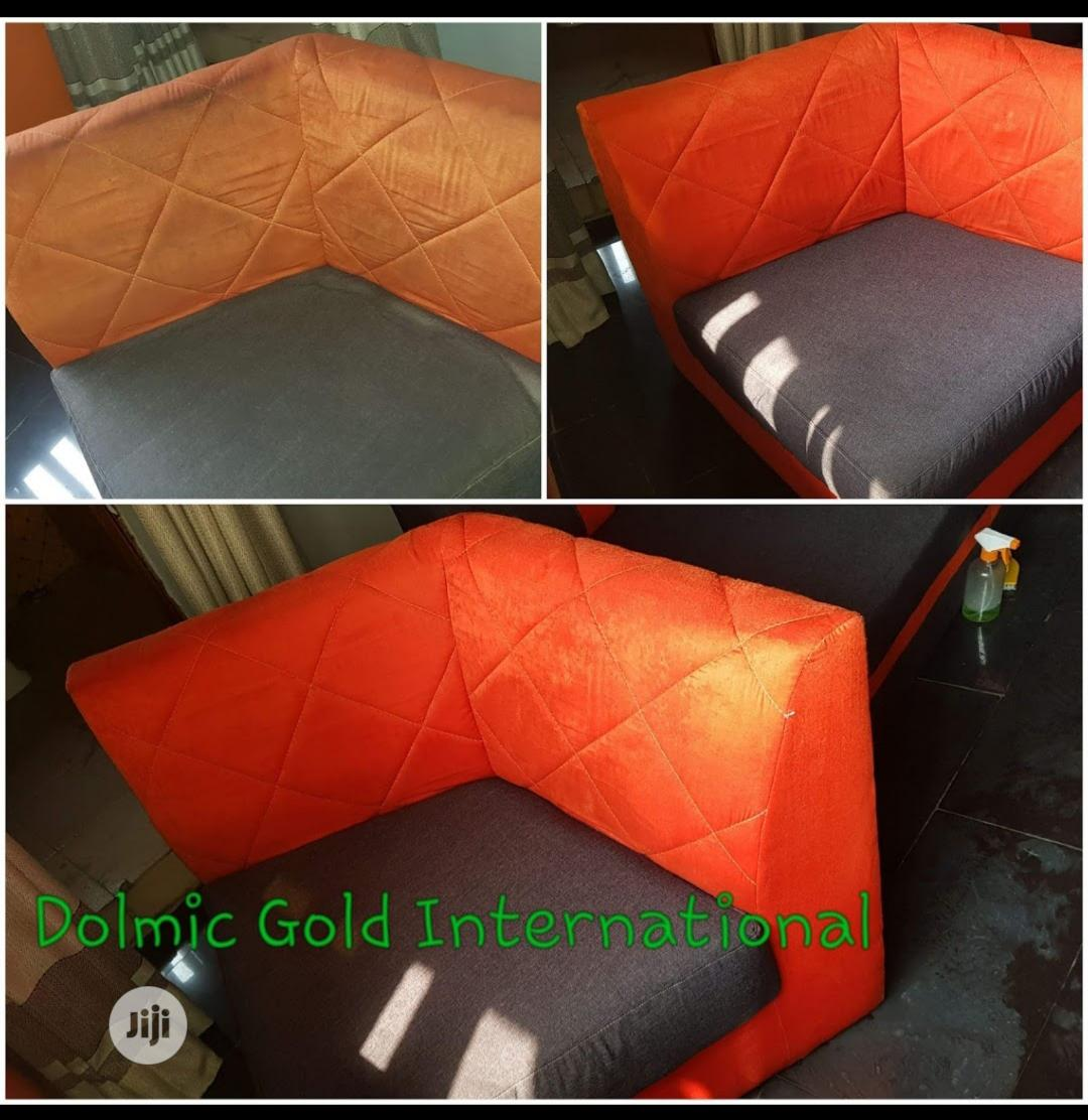 Fabric Sofa, Chair & Couch Cleaning Services
