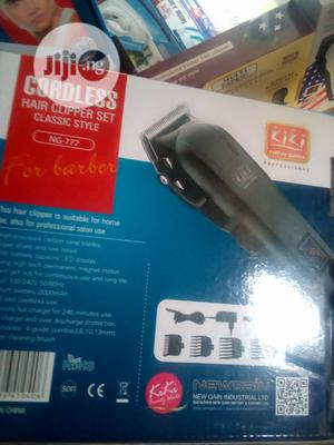 Rechargeable Clipper | Salon Equipment for sale in Lagos State, Lekki