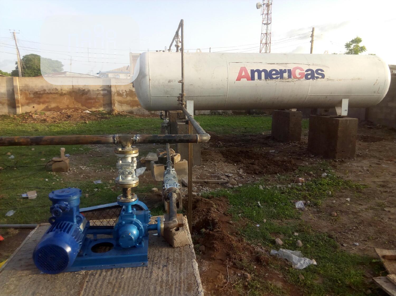 Single 3.5 Tons LPG Gas Plant Installation 2008