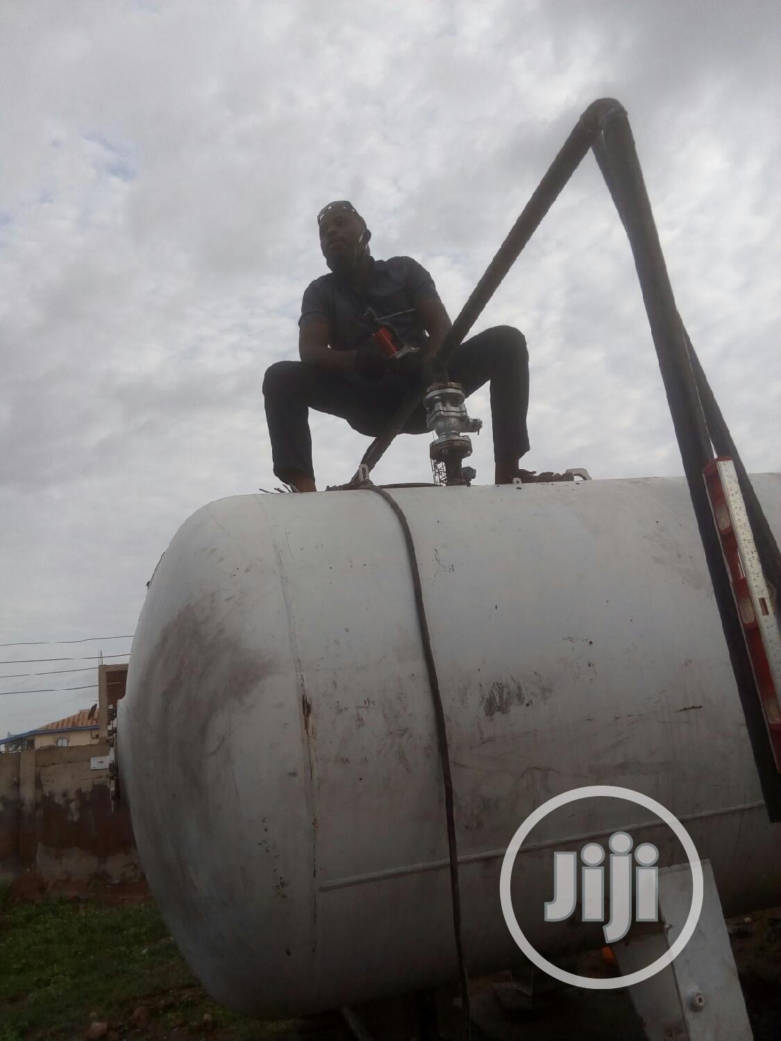 Single 3.5 Tons LPG Gas Plant Installation 2008 | Heavy Equipment for sale in Gbagada, Lagos State, Nigeria