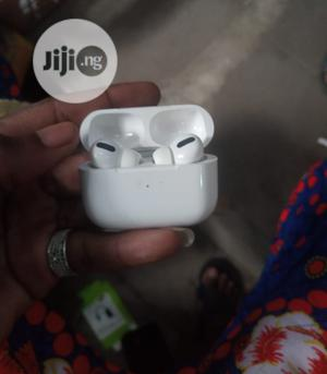 Airpod Pro With Free Pouch   Headphones for sale in Lagos State, Ikeja