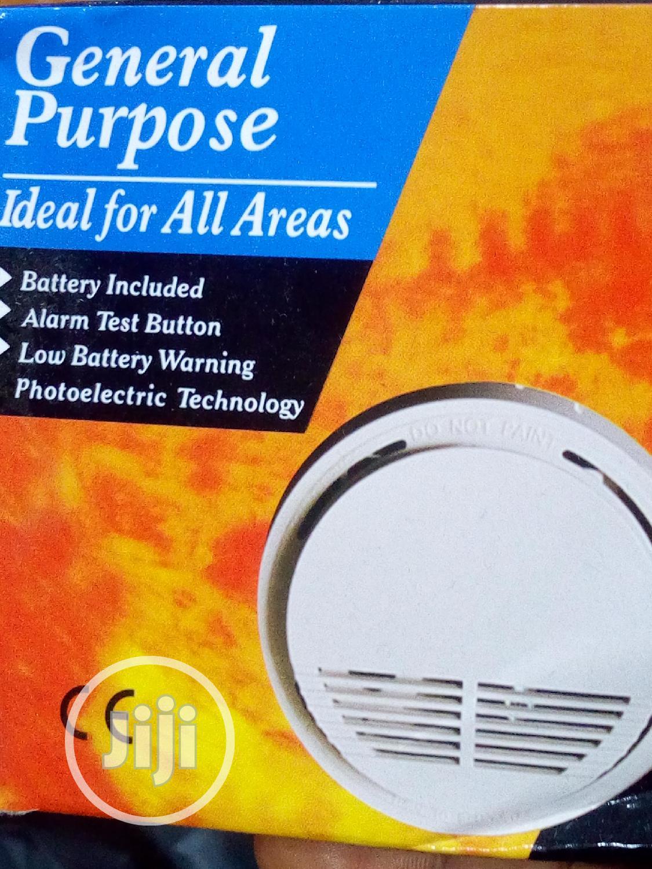 Archive: Smoke Detector