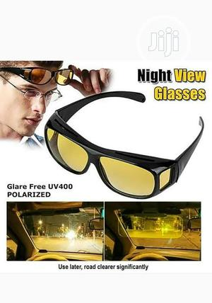 HD Vision Night Driving Eyeglass | Safetywear & Equipment for sale in Lagos State, Ojo