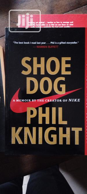 Shoe Dog By Phil Knight   Books & Games for sale in Lagos State, Yaba