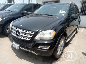 Mercedes-Benz M Class 2011 Black   Cars for sale in Lagos State, Apapa