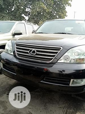 Lexus GX 2009 470 Black | Cars for sale in Lagos State, Apapa