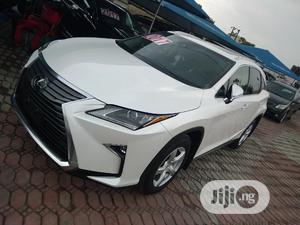 Lexus RX 2017 350 AWD White | Cars for sale in Lagos State, Lekki