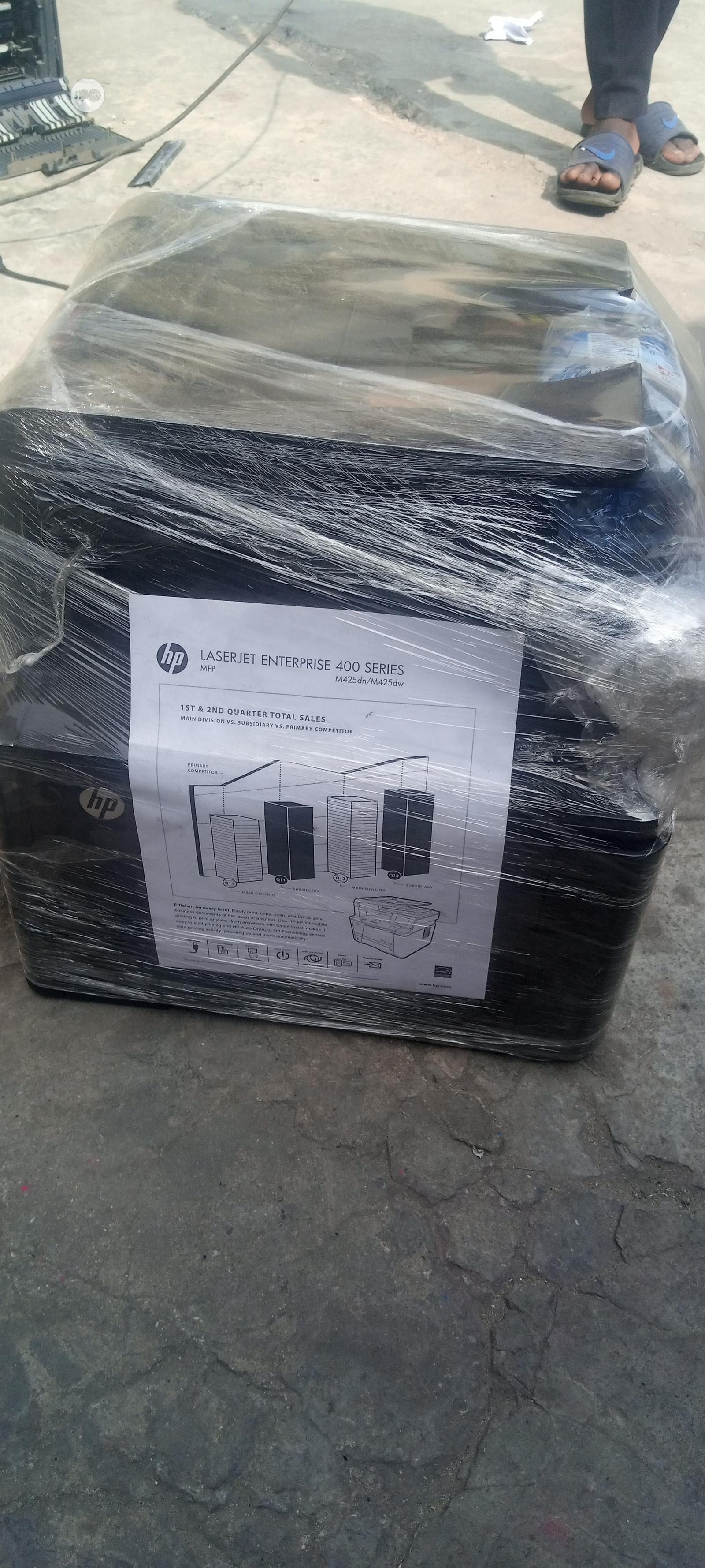 HP Laserjet Pro 400 3in1 Black And White
