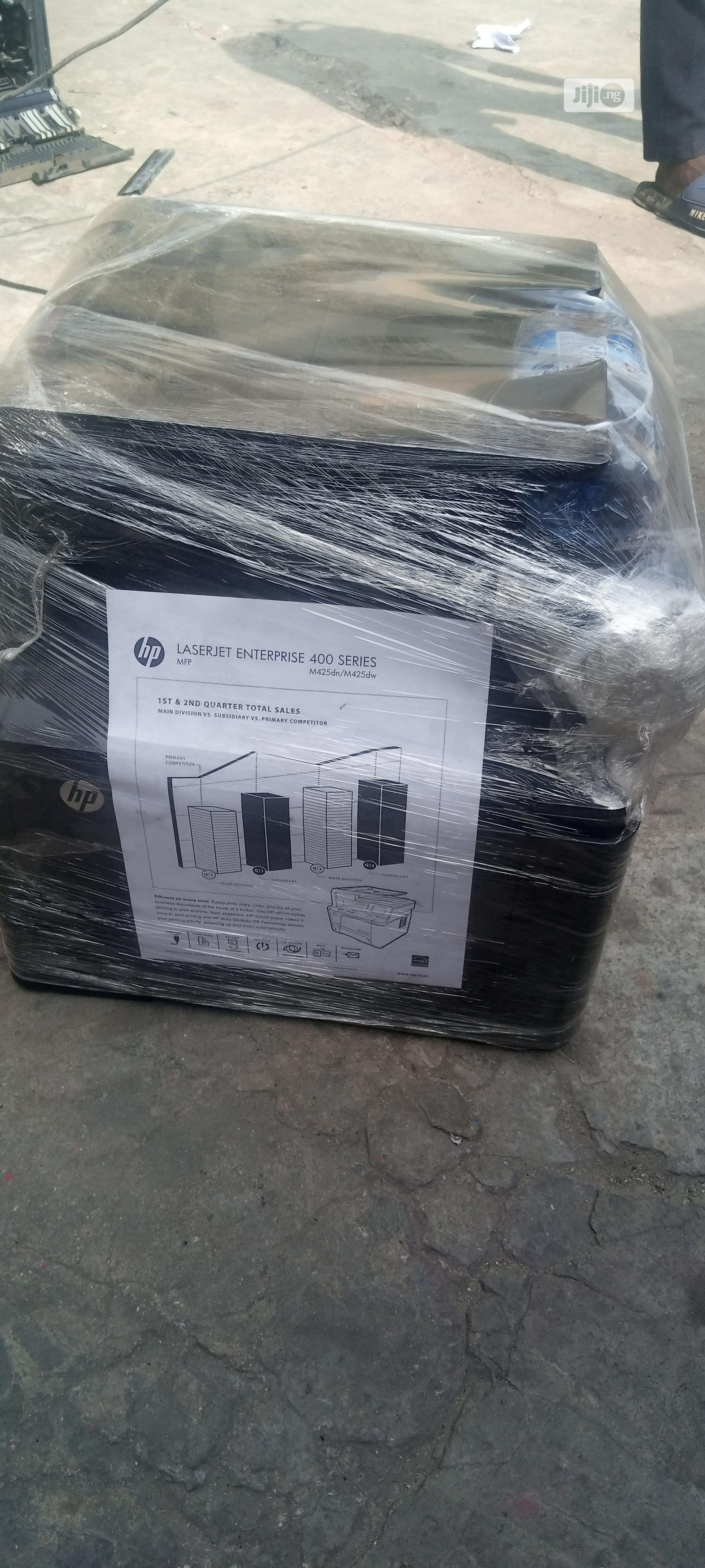 HP Laserjet Pro 400 3in1 Black And White   Printers & Scanners for sale in Surulere, Lagos State, Nigeria
