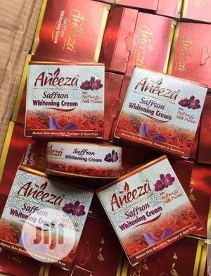 Aneeza Saffron Face Cream | Skin Care for sale in Lagos State, Amuwo-Odofin