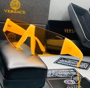 Versace Sunglass For Women's Yellow | Clothing Accessories for sale in Lagos State, Lagos Island (Eko)