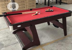 6ft Foldable Snooker Table   Sports Equipment for sale in Lagos State, Surulere