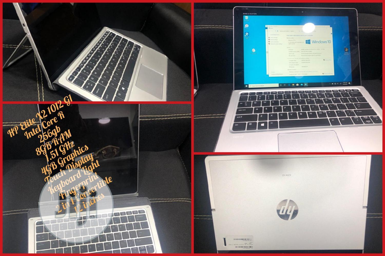 Archive: Laptop HP Elite X2 1012 8GB Intel 256GB