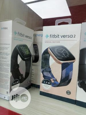 Special Edition Fitbit Versa 2 Watch   Smart Watches & Trackers for sale in Lagos State, Ikeja