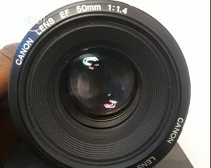 Canon EF 50mm F/1.4 USM Lens.   Accessories & Supplies for Electronics for sale in Lagos State, Ikeja