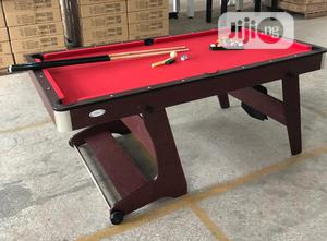 Foldable Mobile Snooker Table 6ft | Sports Equipment for sale in Rivers State, Port-Harcourt