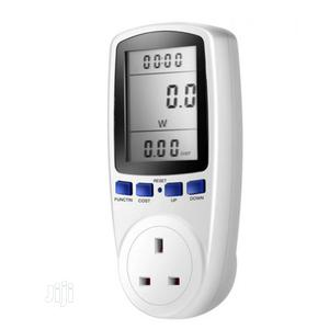 Electrical Power Consumption Meter Plug Energy JY27   Measuring & Layout Tools for sale in Lagos State, Alimosho
