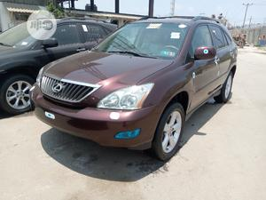 Lexus RX 2009 350 AWD Brown | Cars for sale in Lagos State, Apapa