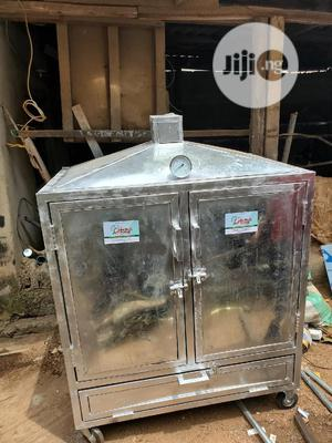 Fish And Plaintain Quality Smoker Oven   Farm Machinery & Equipment for sale in Abuja (FCT) State, Central Business District