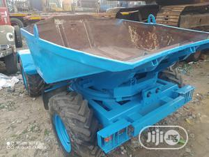 European Used 4tons Dumper 4 X 4 Machine 4sale   Heavy Equipment for sale in Lagos State, Amuwo-Odofin