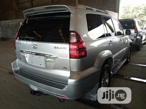 Lexus GX 2008 470 Silver | Cars for sale in Lagos State, Apapa