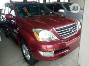 Lexus GX 2008 470 Red   Cars for sale in Lagos State, Apapa