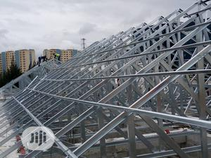 Steel Trusses C Channel and OMEGA Company in Nigeria   Building Materials for sale in Lagos State, Ajah