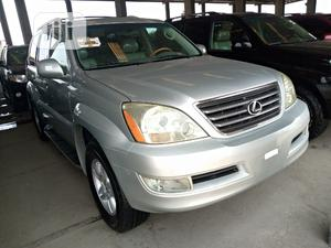 Lexus GX 2006 470 Sport Utility Silver | Cars for sale in Lagos State, Apapa
