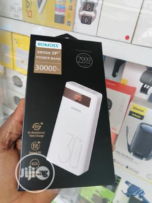 Romoss Power Bank 30000mah Sence 8p+ | Accessories for Mobile Phones & Tablets for sale in Lagos State, Ikeja