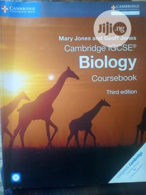 Cambridge IGCSE Biology | Books & Games for sale in Lagos State, Surulere