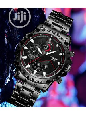 FNGEEN Chain Wristwatch | Watches for sale in Lagos State, Ifako-Ijaiye