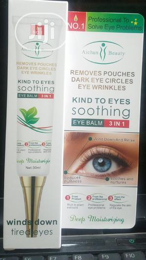 Eye Balm: Removes Pouches, Dark Eye Circles, Eye Wrinkles   Skin Care for sale in Lagos State, Alimosho
