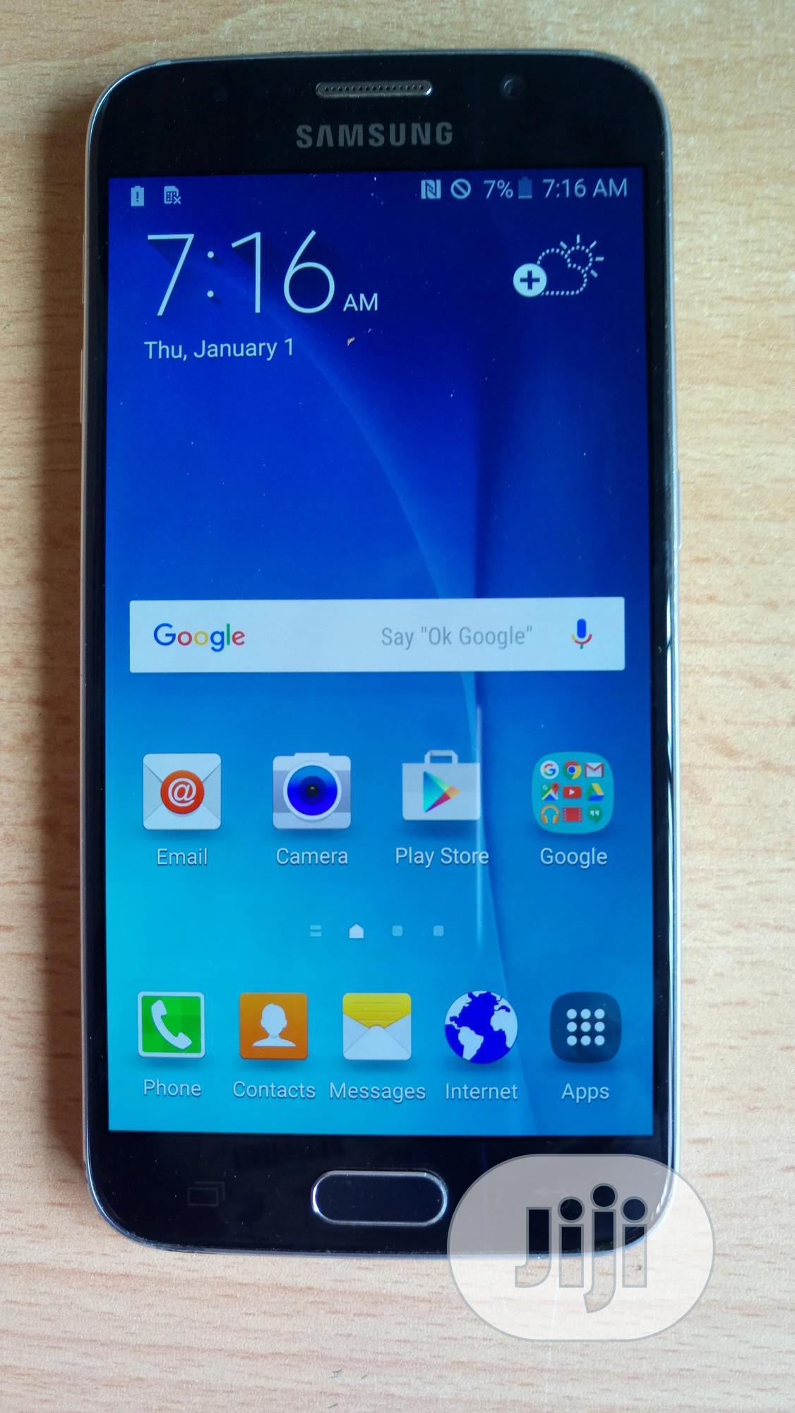 Samsung Galaxy S6 active 32 GB Black