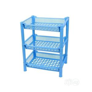 Tier Plastic Trolley | Kitchen & Dining for sale in Lagos State, Agege