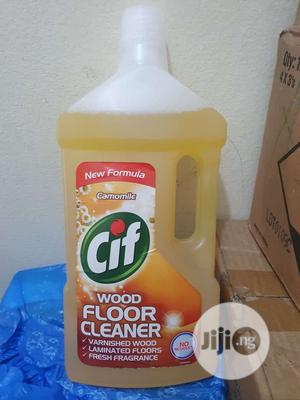CIF Wood Floor Cleaner for Vanished and Laminated Floor X 8 | Bath & Body for sale in Lagos State, Oshodi