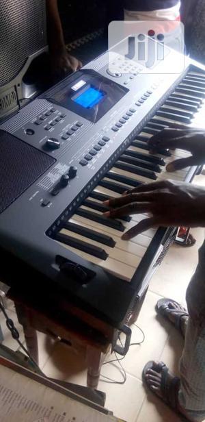 Yamaha Keyboard Psr E463 | Musical Instruments & Gear for sale in Lagos State, Ikeja