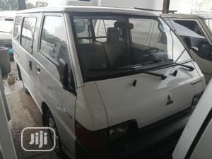 Mitsubishi L300 1998 White   Buses & Microbuses for sale in Lagos State, Apapa