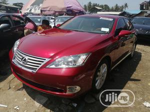 Lexus ES 2011 350 Yellow | Cars for sale in Lagos State, Apapa